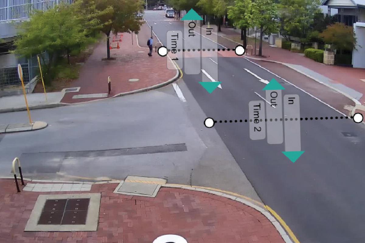 AIRS Program - Road User Speed Analysis