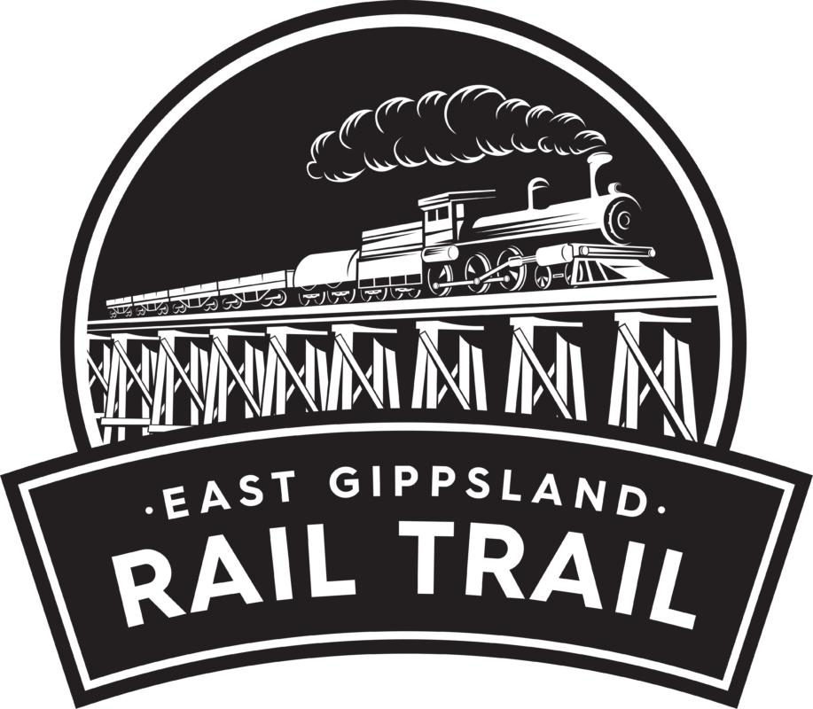 East Gippsland Rail Trail - Logo