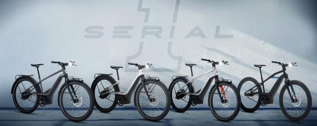 harley davidson serial 1 e-bikes