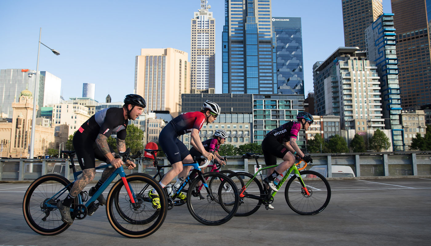 Urban Cyclocross in Melbourne