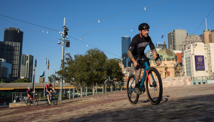 City CX - CX Racing in Fed Square