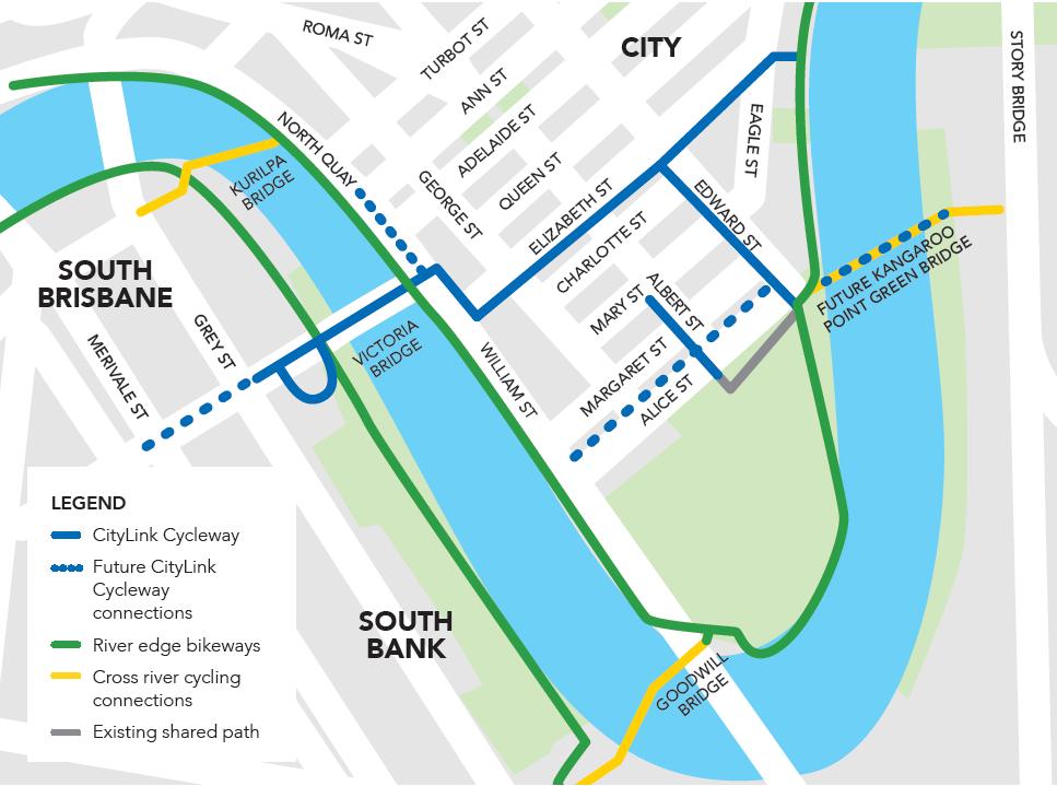 Brisbane CityLink Cycleway