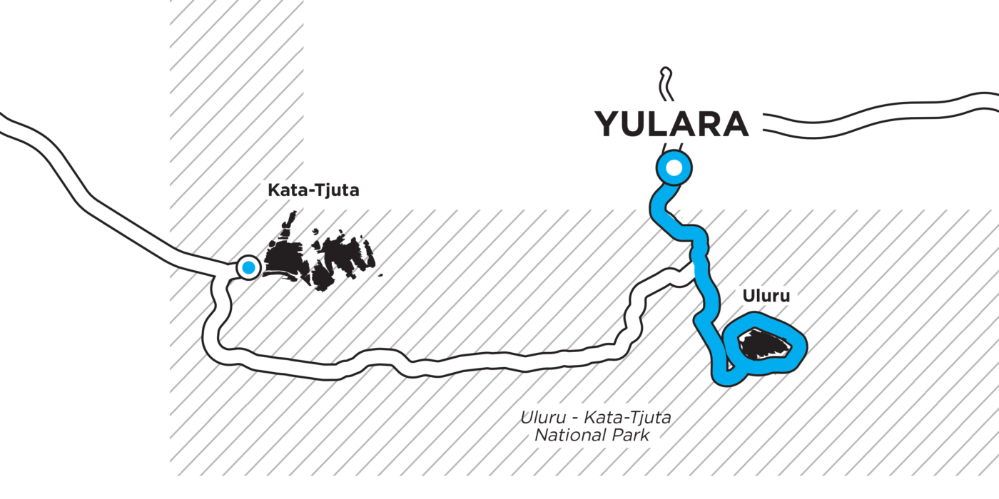GOE22 - Day 6 route map
