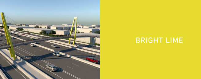 m80 bridge colour