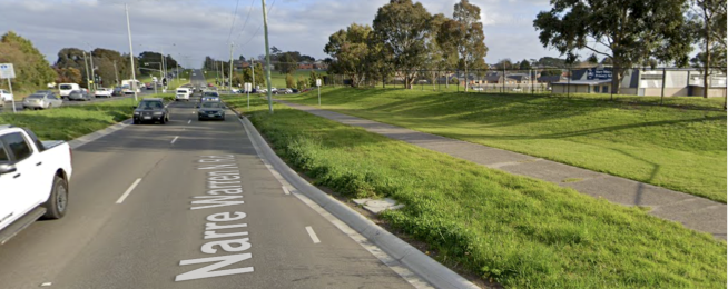 Bike path upgrades for Narre Warren North
