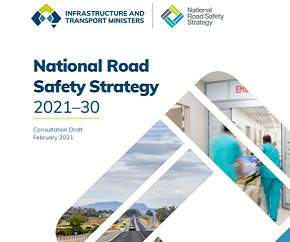 National Road Safety Strategy - feature image