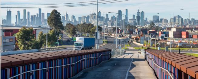 Shepherd Bridge Footscray