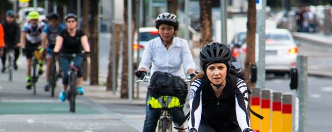 Female ride2work