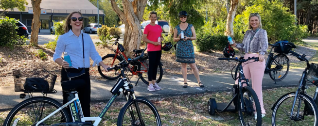 Noosa Cycling and Walking Strategy