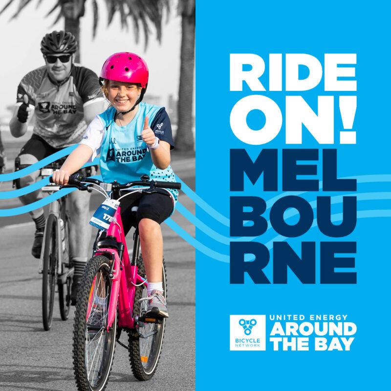 United Energy Around the Bay - #RideOn