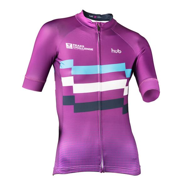Training jersey (Womens) - Peaks Challenge 2022