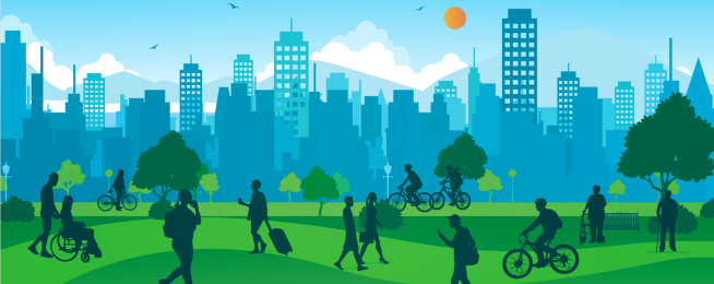 National Walking and Cycling Participation Survey